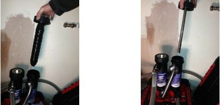 removing sludge in your radiators boiler and pipework